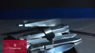 Production of the Victorinox Swiss Army Knife | Victorinox