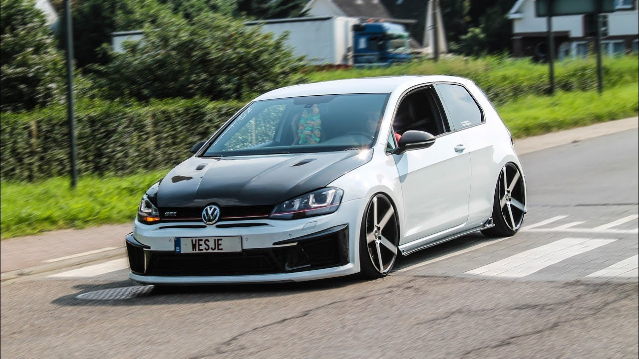 volkswagen golf gti mk7 z design bodykit akrapovic. Black Bedroom Furniture Sets. Home Design Ideas