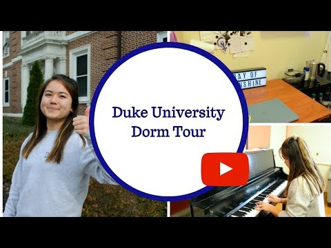 Duke University Dorm Tour | Duke Students