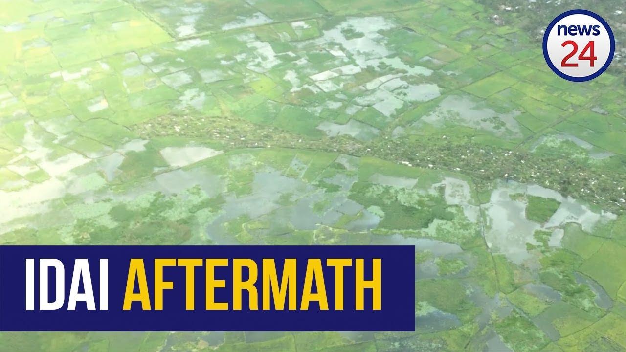 WATCH: Aerial footage shows devastation in Beira, Mozambique