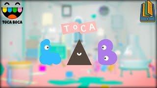 Toca Lab Elements App Showcase