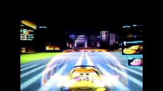 Cars 2 game race Miguel Camino