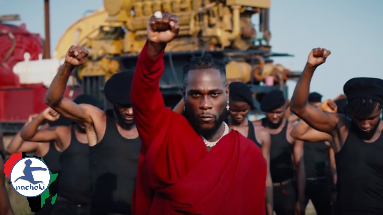 Burna Boy Spits the Hard Truths about Africa's Youth at UN Deputy Secretary-General