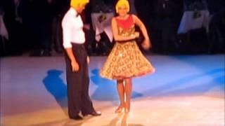 Katrina Patchett & Maxime Dereymez - Grace Kelly [La Danse fait son Show Bercy 2013]
