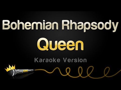 Queen - Bohemian Rhapsody (Karaoke Version)