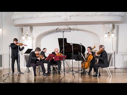 Wieniawski znów w Bazarze: Piotr Pławner - violin, Piotr Sałajczyk - piano, Kwartet Śląski
