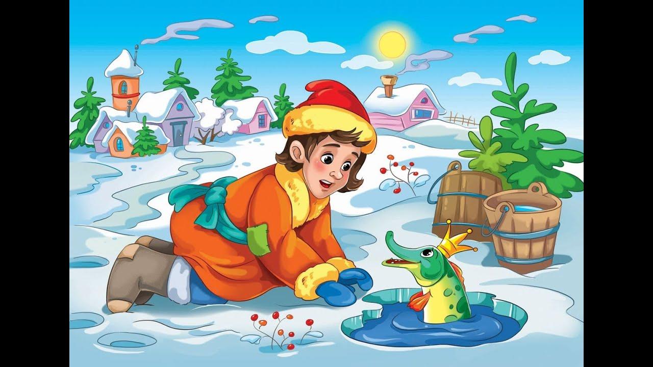 """Сказка для детей 2-3 лет """"Колобок"""" - YouTube"""
