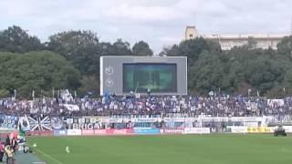 2015年10月17日 ガンバ対浦和 ガンバスタメン発表