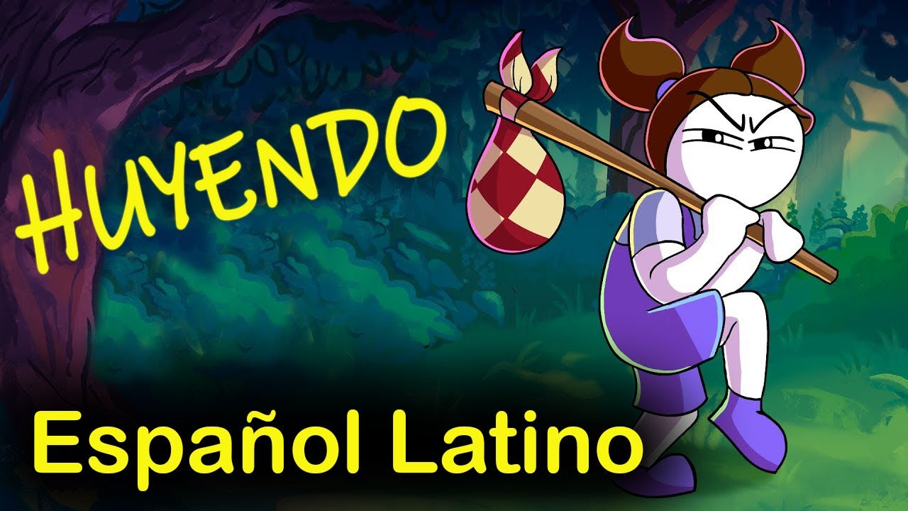 Huyendo de casa | Running Away From Home / Let Me Explain Studios [Español Latino]
