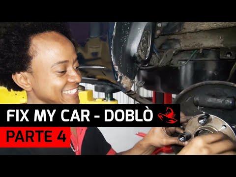 Fix My Car  Doblo (PT.4). Hora de começar a montar.