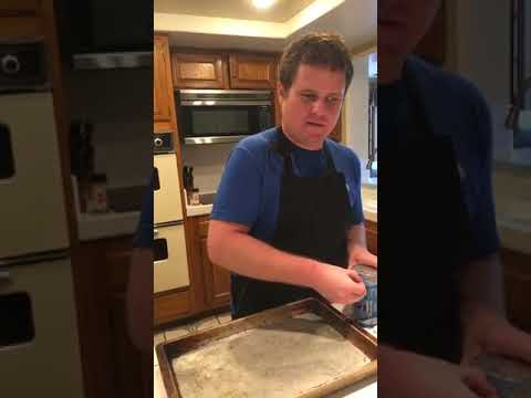 How A Blind Man Cooks Meatballs