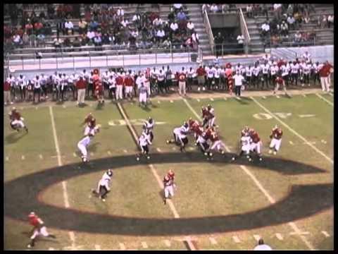 Cordary Allen Highlights-Central High School