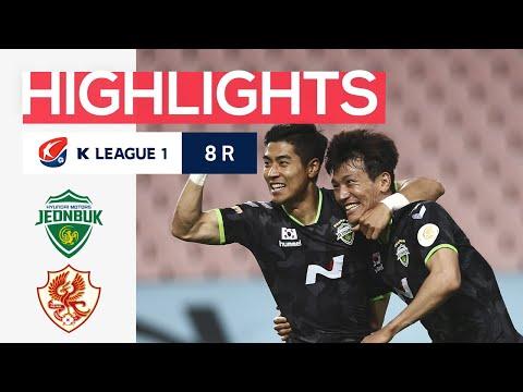 Jeonbuk Gwangju FC Goals And Highlights