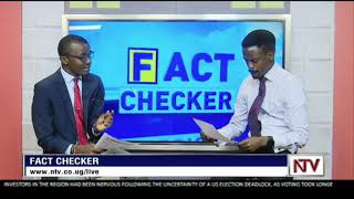 FACT CHECKER: Looking into the NRM Manifesto