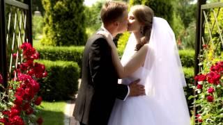 Юлия и Максим. Свадебная прогулка в межигорье
