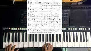 Hướng dẫn đệm piano Waltz ngày đầu tiên đi học