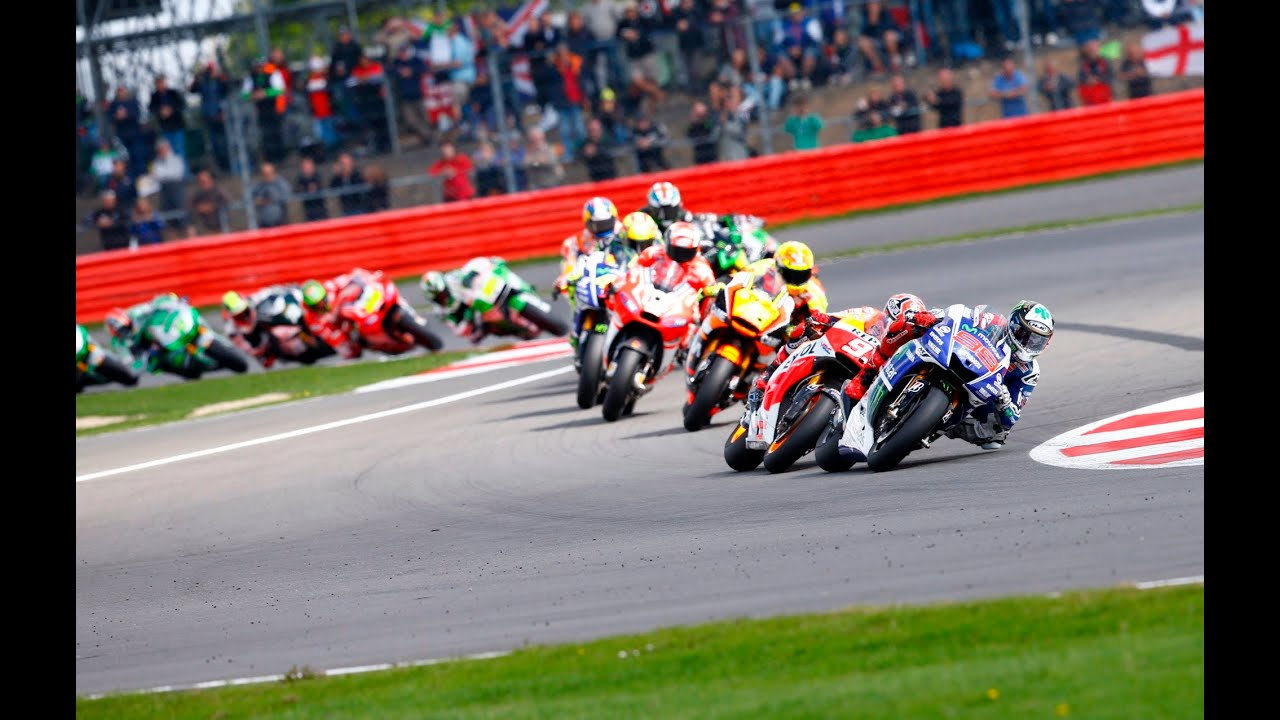 Silverstone MotoGP - Scott Redding talks through a Grand Prix Lap ...
