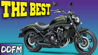 5 Best Beginner Cruiser Motorcycles of 2018!