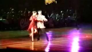 Pablo Veron y Teresa Cunha - Orillera