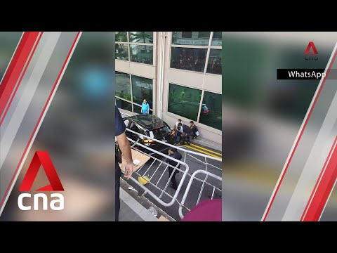 Lucky Plaza Car Accident: Victims All Filipinos