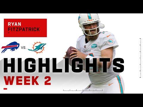 Bills vs. Dolphins - Game Recap - September 20, 2020 - ESPN