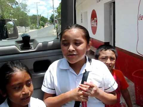 Dzitnup Bombas Maya Children