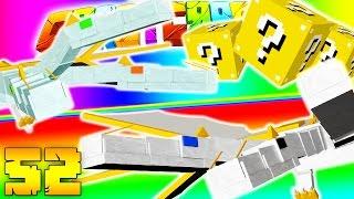 Minecraft CRAZY CRAFT 3.0 - 100 Lucky Blocks for Big Bertha #53