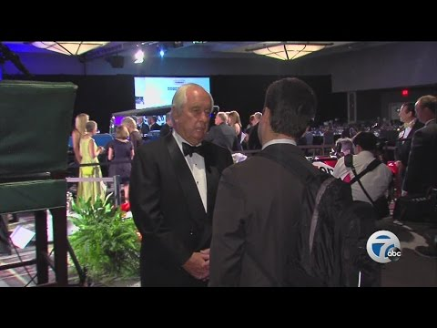 Roger Penske inducted into Automotive Hall of Fame