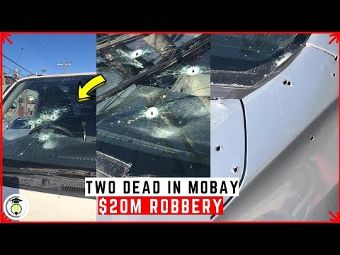 $20M and TWO LIVES taken in Montego Bay R0BBERY
