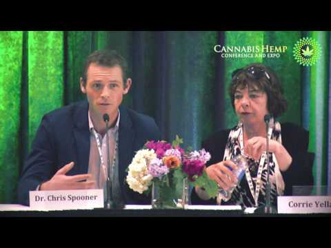 Cannabis and Cancer Panel at the Cannabis Hemp Conference & Expo, Vancouver, Canada