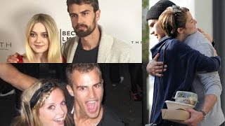 Girls Theo James Has Dated..Theo James Girlfriends.