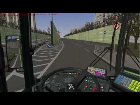 OMSI The Bus Simulator - Spitterberg Line 17 HD