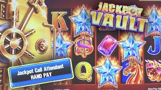 $50 BETS ★ HIGH LIMIT SLOT PLAY ★ JACKPOT VAULT ➜ JACKPOT HANDPAY!