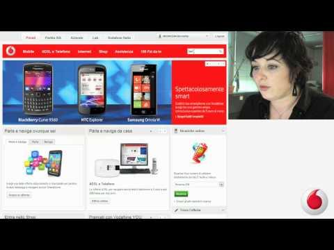 Vodafone.it Cambia Look