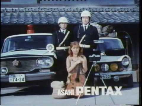 [懐かしいCM] PENTAX (昭和40年代) ×3