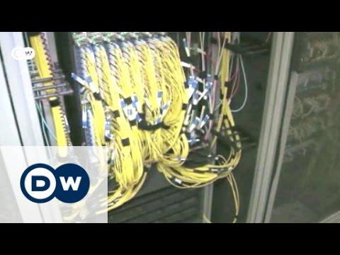 Der größte Internet-Knotenpunkt der Welt | Made in Germany