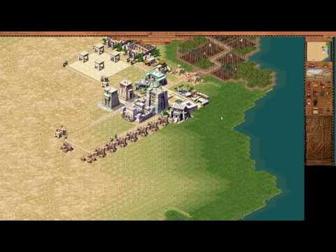 Let's Play Pharaoh [4] - The Archaic Period, Part 3