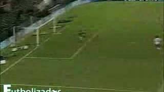 Independiente 1 - Colon 3. Claususra Argentino 2008.