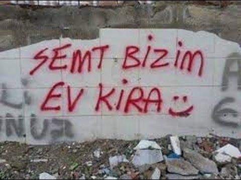 Evin Duvarına Graffiti Yaptım! -Alien