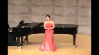 Caro nome che il mio cor / Giuseppe Verdi (from opera 'Rigoletto') ...