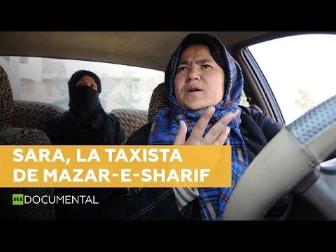 Sara, la taxista de Mazari-Sharif - Documental de RT
