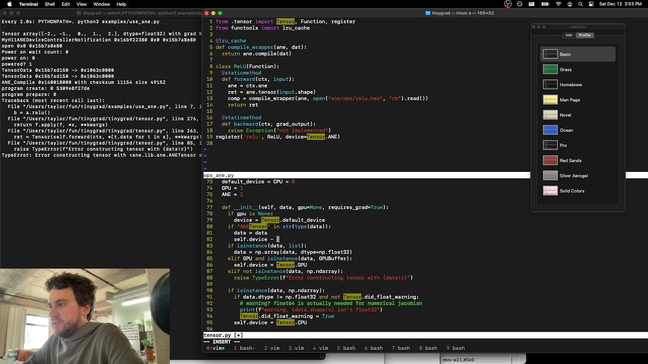 Download George Hotz   Programming   tinygrad: 3.3k stars! transformer and Apple Neural Engine   Part8