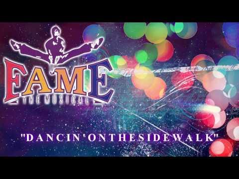 Fame: The Musical - Dancin' on the Sidewalk - Karaoke
