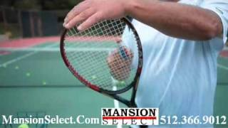 Tennis String Straightener - Racket Stringing Handtools - Mansion Select