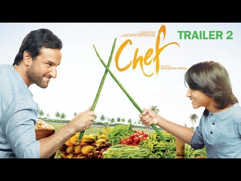Thumbnail: Chef Official Trailer 2 | Saif Ali Khan | Movie Release on October 6th, 2017
