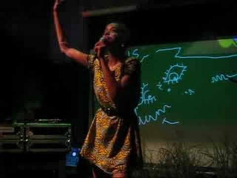 Kissey Asplund Live Performance,  7.21.08