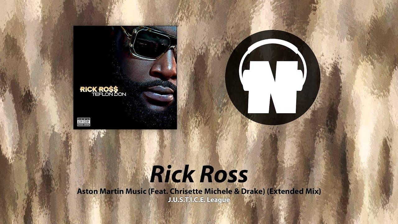 rick ross - aston martin music (feat. chrisette michele & drake