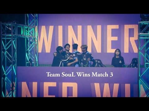 Team SouL wins Match 3 | PMCO Fall Split Global Finals