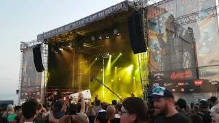 The Rumjacks(irish-punk, Australia) live at Mighty Sounds fest