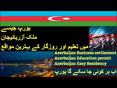 Settlement in Azerbaijan - Business, Education, Work - All t